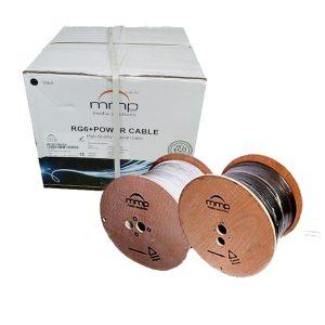 Kabel MMP RG 6 + Power