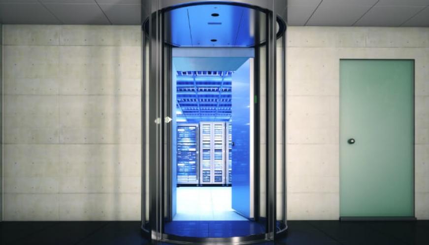 Boon Edam Perkenalkan Portal Keamanan Terbaru Circlelock Combi
