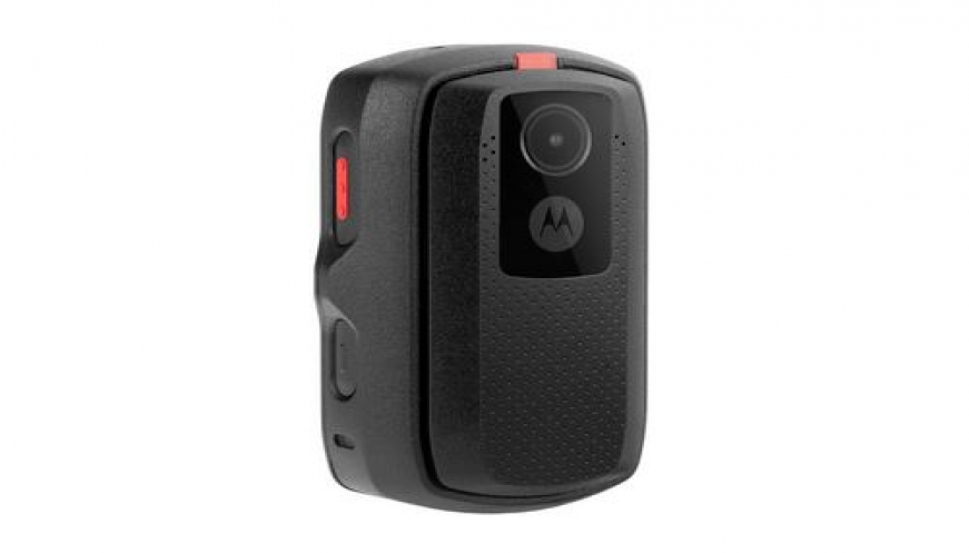 Motorola Luncurkan Kamera Tubuh Terbaru Si200