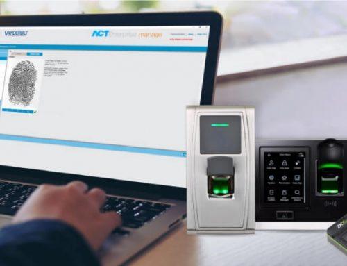 Reader Biometrik ZKTeco Memperluas Portfolio Akses Kontrol Vanderbilt